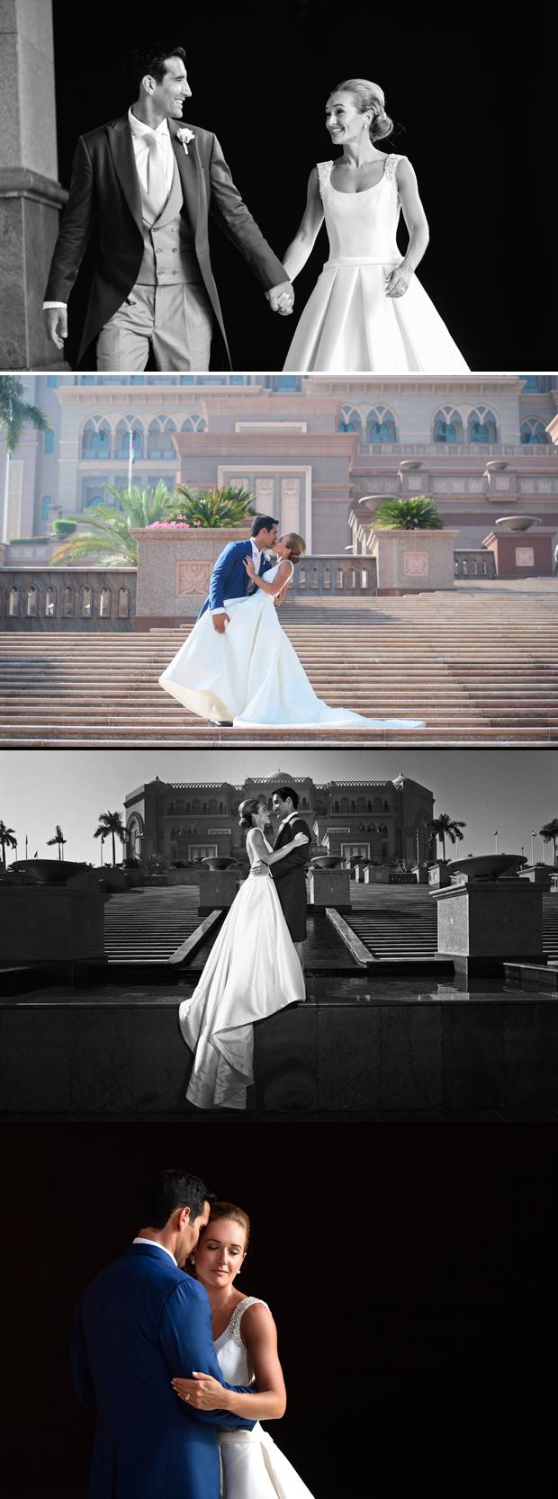 Emirates Palace Abu Dhabi Real Wedding Venue
