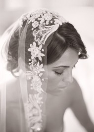 Updo-Wedding-Hair-with-Veil