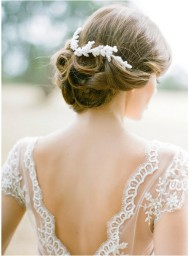 Dreamy Curled Updo