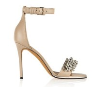 Givenchy Monica Leather Sandals