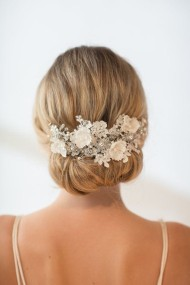 Pearl Beaded Headpiece