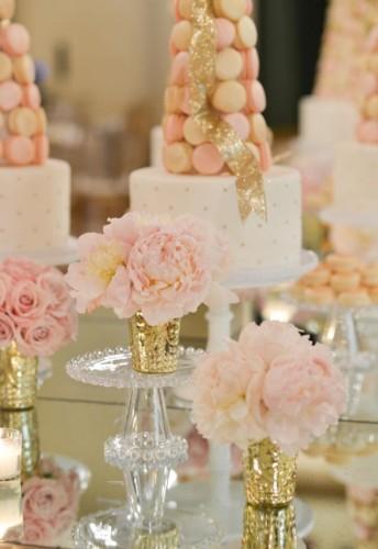 Macaron Dessert Table 28th Apr 2015
