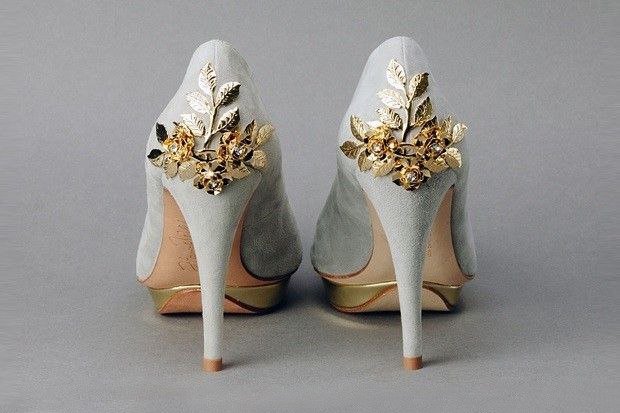 Top tips for choosing wedding shoes
