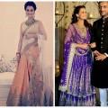 Dia Mirza wedding day style