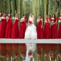 hottest colour schemes for 2015 weddings Dubai