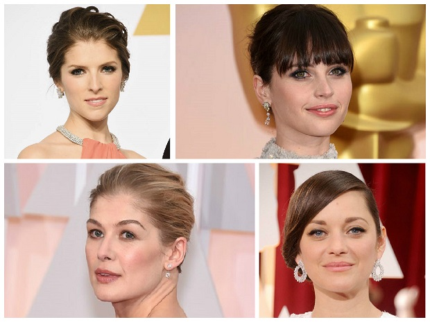 wedding worthy hairstyles seen at Oscar 2015