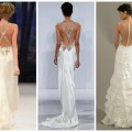 wedding gown back styles