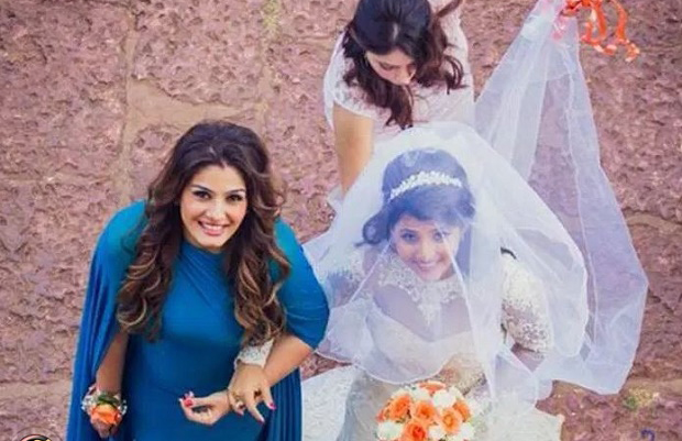 Image result for Raveena tandon and her daughters
