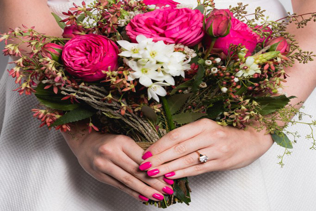 feature nail bridal trends 2017