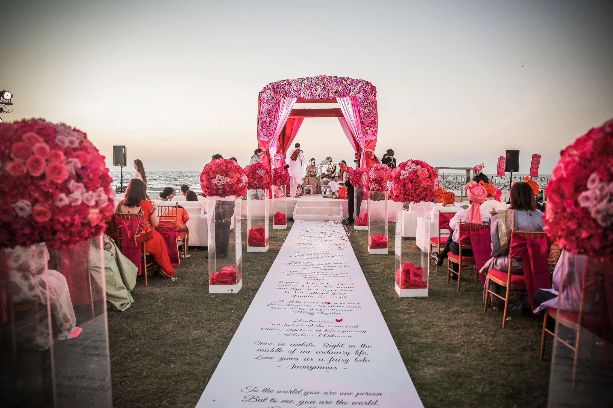 Real Indian Wedding Ajman