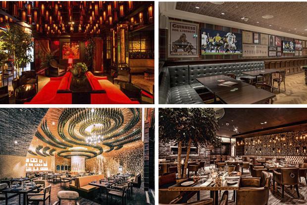 The Atrium Best Bachelor & Bachelorette Party Venue