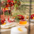 Wedding Reception Decor Autumn Trends Dubai UAE Wedding planner