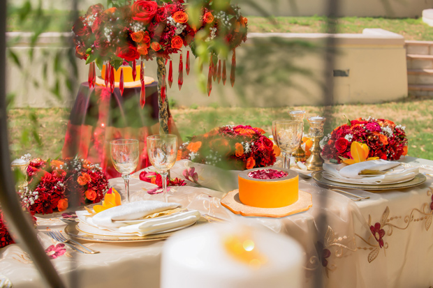 Wedding Reception Decor Autumn Trends Dubai UAE Wedding planner