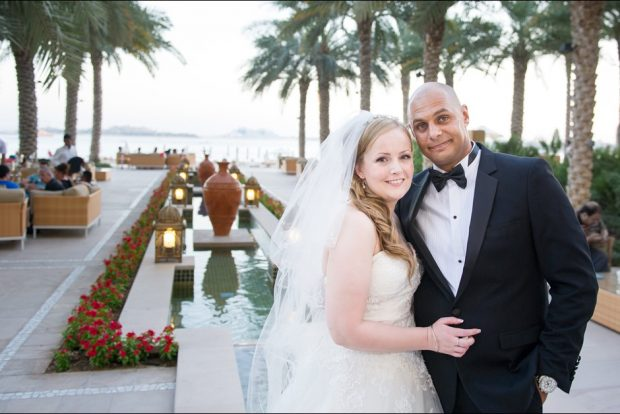 Real Wedding Fairmont Palm Beach Dubai