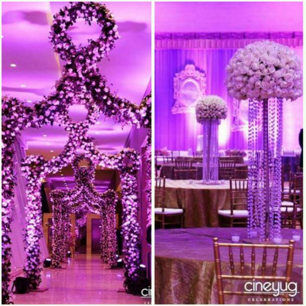Indian Wedding Colour Purple Trend