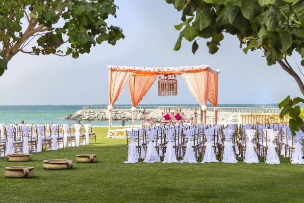 Outdoor Wedding Venue UAE
