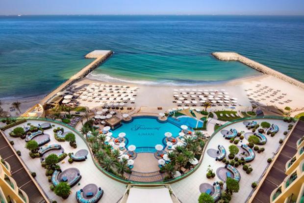 Fairmont Ajman Wedding Venue UAE