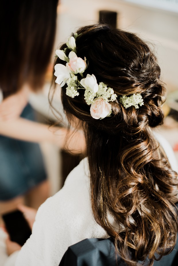 Wedding Hairstyle 2017 Pinterest