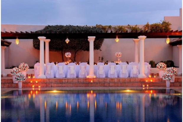 JW Marriott hotel Dubai wedding venue