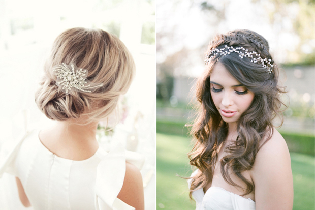 The 17 Most Pinned Wedding Hairstyles In 2017