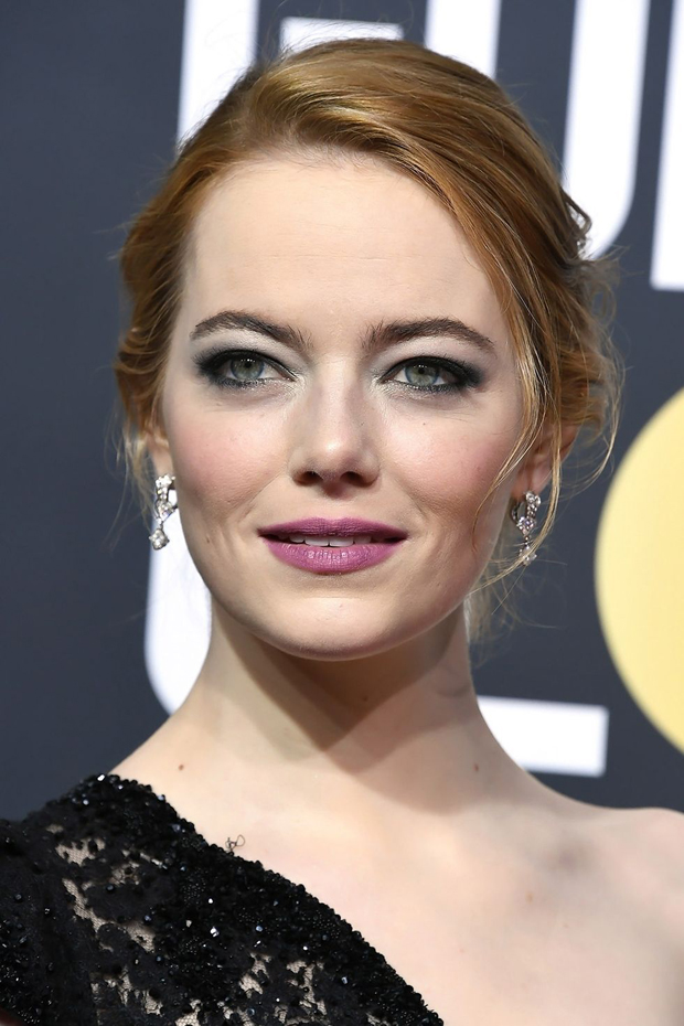 Emma Stone Beauty Looks