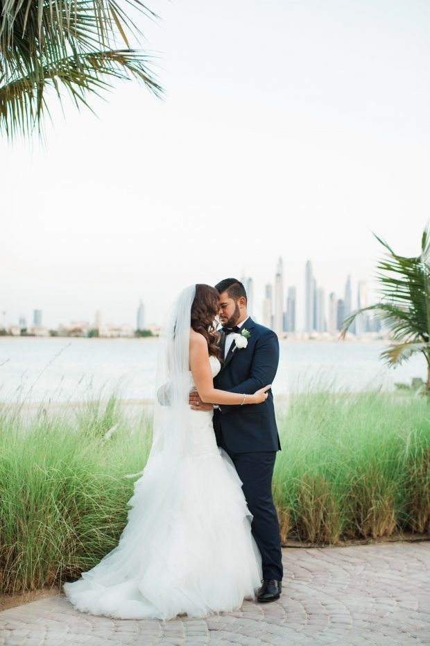 Kempinski Palm Jumeirah Real Dubai Wedding