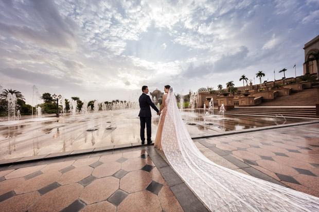 Emirates Palace Wedding Venue Abu Dhabi