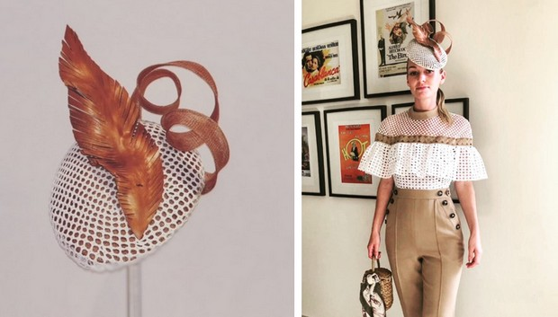 Wedding Hat Inspo   A Day at the Races with Milliner ...