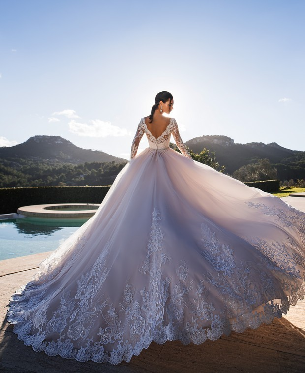 Weddingsonline Real Weddings: Bridees Wedding Boutique Introduces NORA NAVIANO