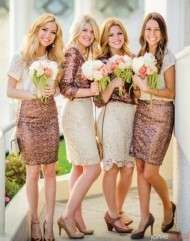 Bridesmaid & Flowergirl Ideas