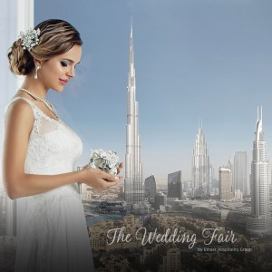 Get inspiration for your dream wedding at The Wedding Fair by Emaar Hospitality Group