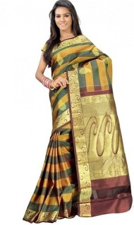 Kanchiveram Silk Saree
