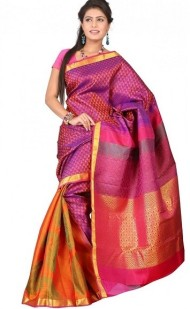 Kanchiveram Saree