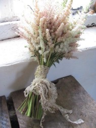 Feathery Astilbe Bouquet