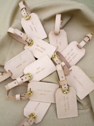 Luggage Tag Favours