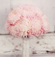 Pink Chrysanthemum Bouquet