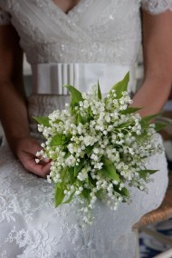 Simple Gypsophila Bouquet
