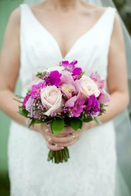 Soft Purple Bouquet