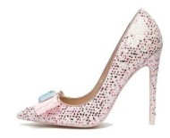 Star Sequin Shoes