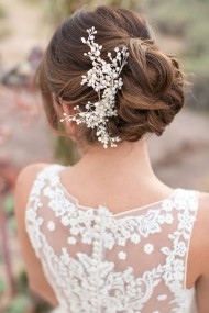 Tousled Dreamy Updo