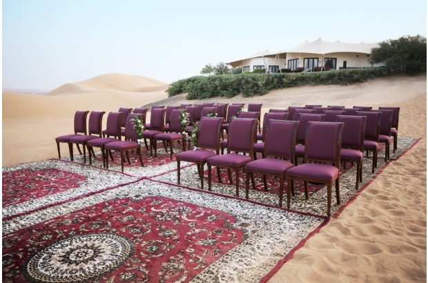 Where to Get Married in Dubai | Al Maha | The Vacation Builder