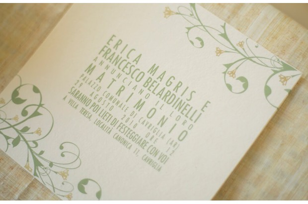 Invitation Cards - Vinati's Paper Bespoke Wedding Invitations