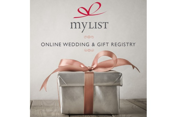 Wedding Gifts & Favours - MyList