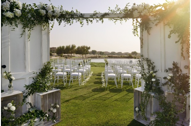 Unique and Specialty Wedding Venues - Arabian Ranches Golf Club