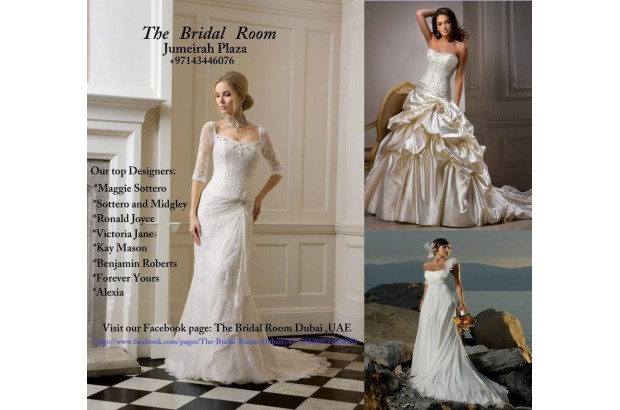 Wedding Dresses & Accessories - The Bridal Room