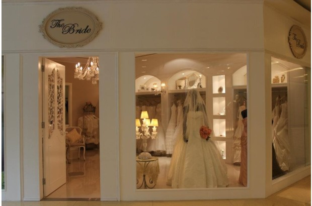 Wedding Dresses & Accessories - The Bride