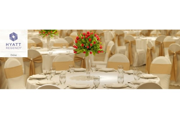 Wedding Venues - Hyatt Regency Hotel Dubai